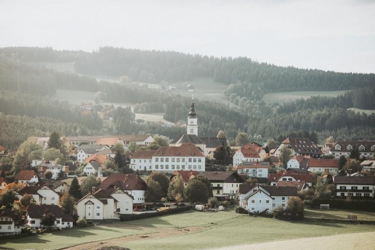 Wenigzell im steirischen Joglland