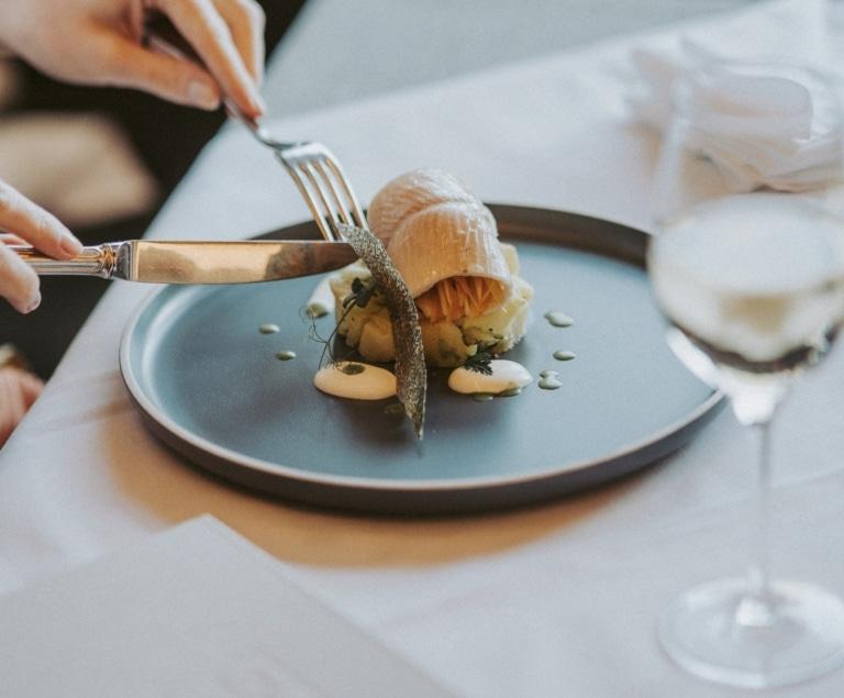 Kulinarik im Hotel Fast im Joglland