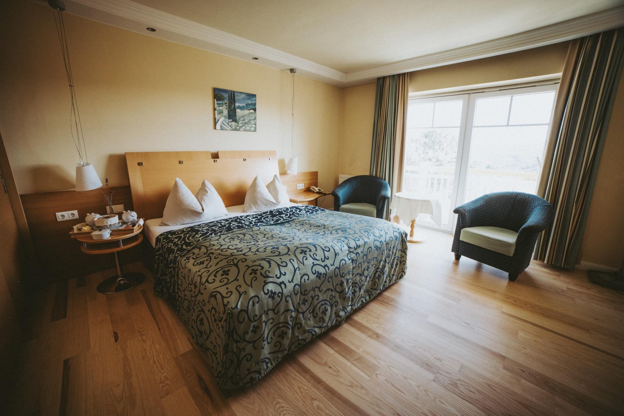 Zimmer im Hotel Fast