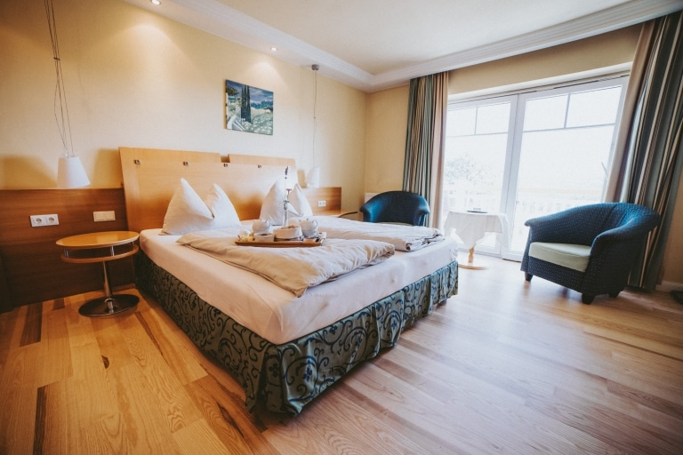 Zimmer in Hotel Fast
